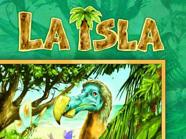 Bild zu Alle Brettspiele-Spiel La Isla