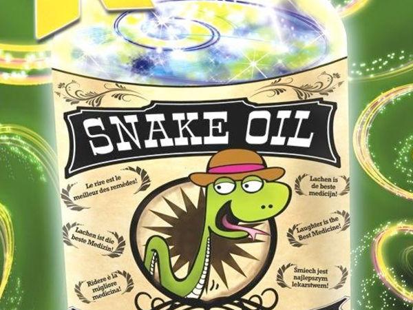 Bild zu Alle Brettspiele-Spiel Snake Oil: Das Wundermittel gegen Schlangeweile