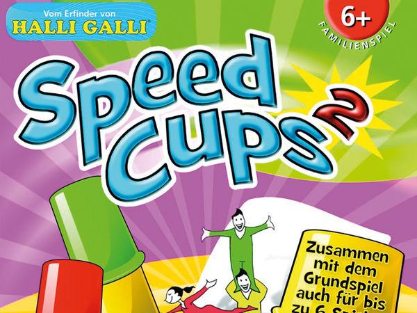 Bild zu Alle Brettspiele-Spiel Speed Cups 2