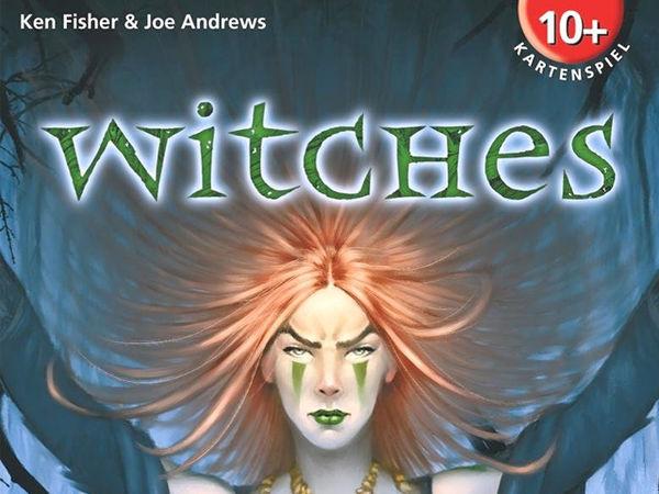 Bild zu Alle Brettspiele-Spiel Witches
