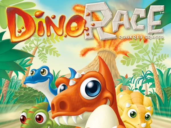 Bild zu Alle Brettspiele-Spiel Dino Race