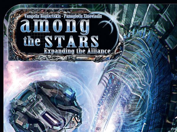 Bild zu Alle Brettspiele-Spiel Among The Stars: Expanding The Alliance