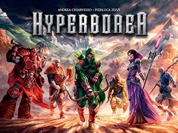 Bild zu Alle Brettspiele-Spiel Hyperborea