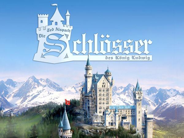 Bild zu Alle Brettspiele-Spiel Die Schlösser des König Ludwig