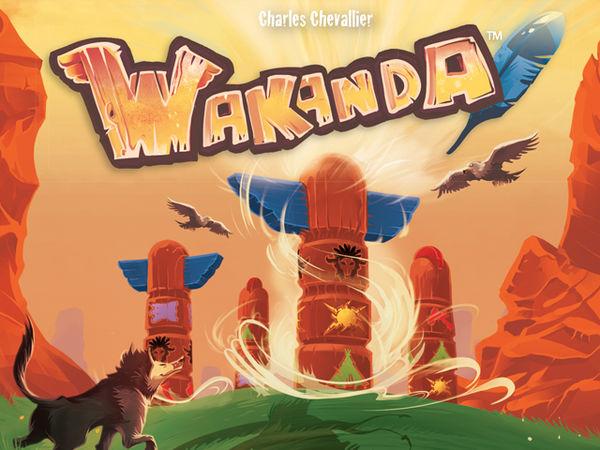 Bild zu Alle Brettspiele-Spiel Wakanda