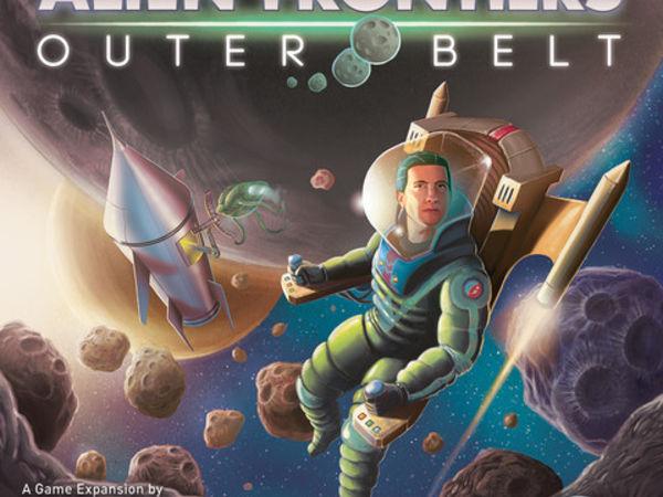 Bild zu Alle Brettspiele-Spiel Alien Frontiers: Outer Belt