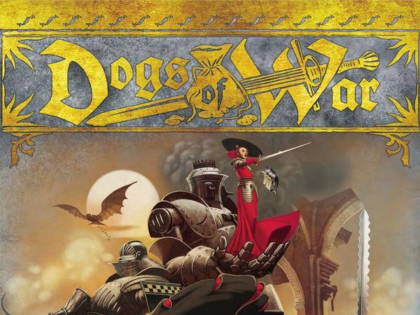 Bild zu Alle Brettspiele-Spiel Dogs of War