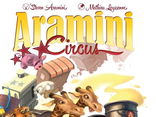 Bild zu Alle Brettspiele-Spiel Aramini Circus