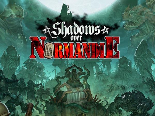 Bild zu Alle Brettspiele-Spiel Shadows over Normandie