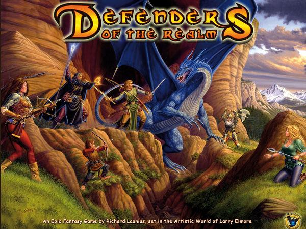 Bild zu Alle Brettspiele-Spiel Defenders of the Realm