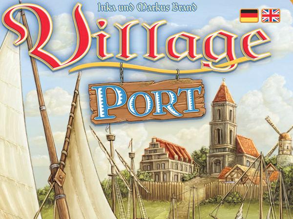Bild zu Alle Brettspiele-Spiel Village Port