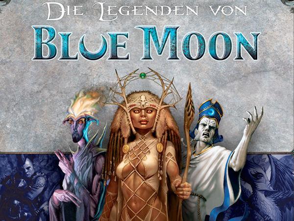 Bild zu Alle Brettspiele-Spiel Die Legenden von Blue Moon