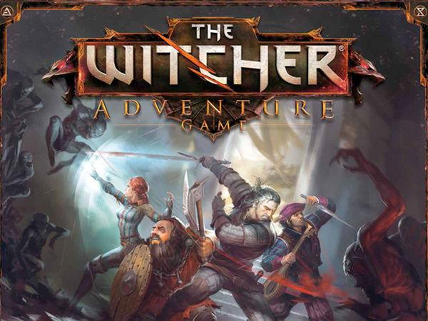Bild zu Alle Brettspiele-Spiel The Witcher Abenteuerspiel