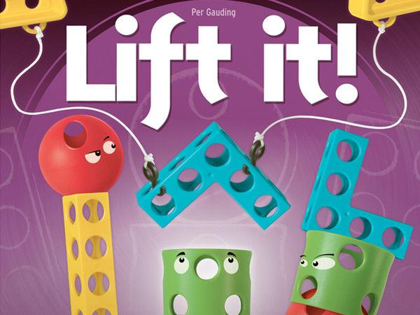 Bild zu Alle Brettspiele-Spiel Lift It!
