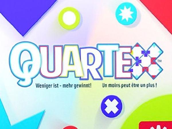 Bild zu Alle Brettspiele-Spiel Quartex