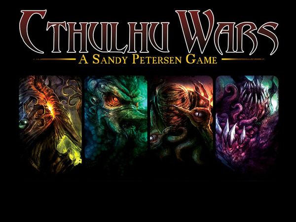 Bild zu Frühjahrs-Neuheiten-Spiel Cthulhu Wars
