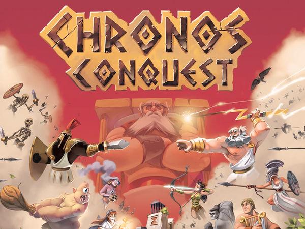 Bild zu Alle Brettspiele-Spiel Chronos Conquest