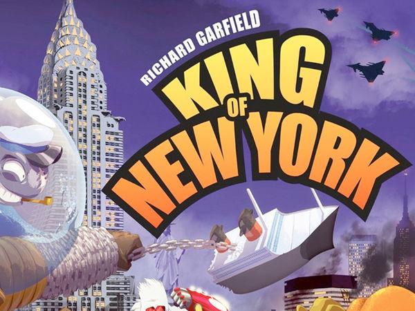 Bild zu Alle Brettspiele-Spiel King of New York