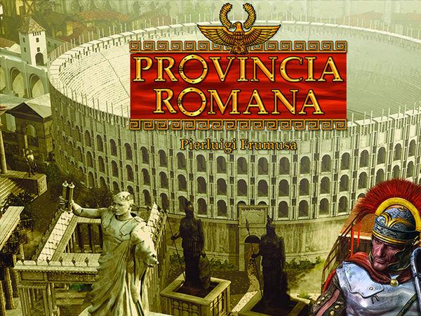 Bild zu Alle Brettspiele-Spiel Provincia Romana