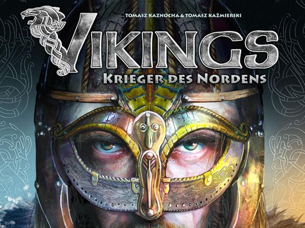 Bild zu Alle Brettspiele-Spiel Vikings: Krieger des Nordens