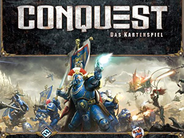 Bild zu Alle Brettspiele-Spiel Warhammer 40.000: Conquest Kartenspiel