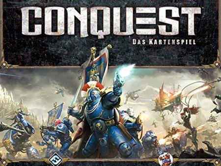 Warhammer 40.000: Conquest Kartenspiel