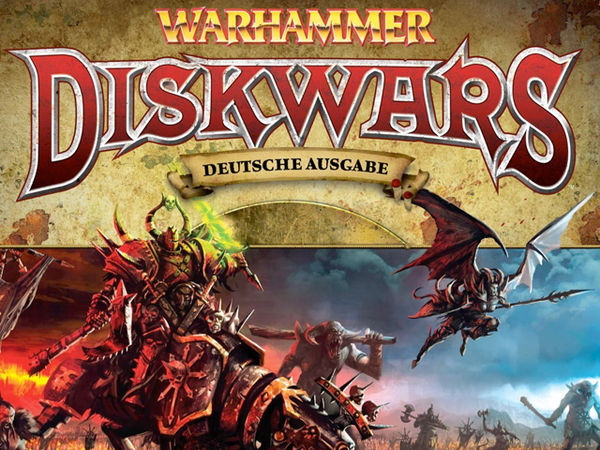 Bild zu Alle Brettspiele-Spiel Warhammer Diskwars