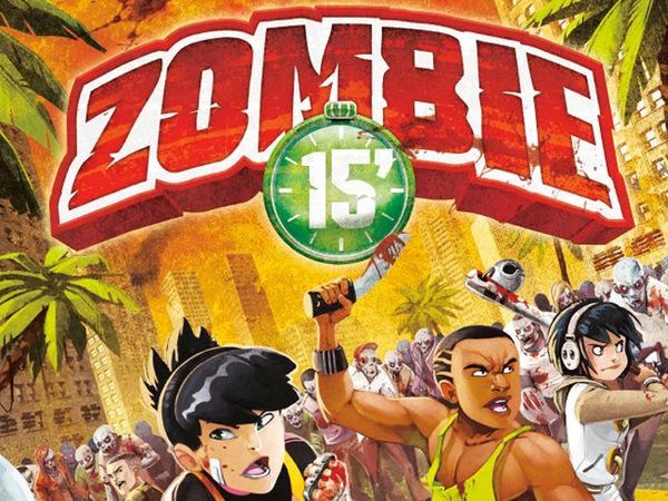Bild zu Alle Brettspiele-Spiel Zombie 15'