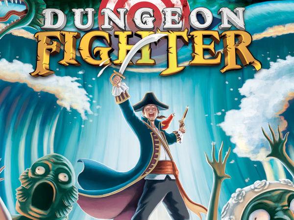 Bild zu Alle Brettspiele-Spiel Dungeon Fighter: Die große Welle