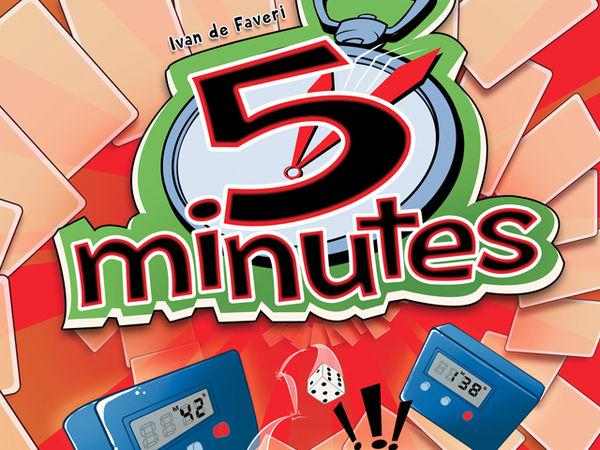 Bild zu Alle Brettspiele-Spiel 5 Minutes