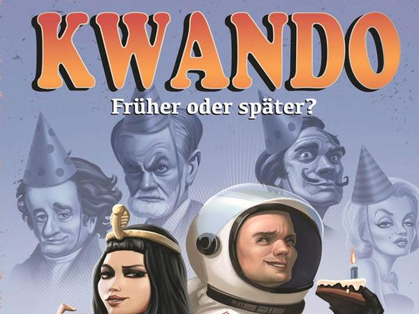 Bild zu Alle Brettspiele-Spiel Kwando