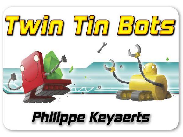 Bild zu Alle Brettspiele-Spiel Twin Tin Bots