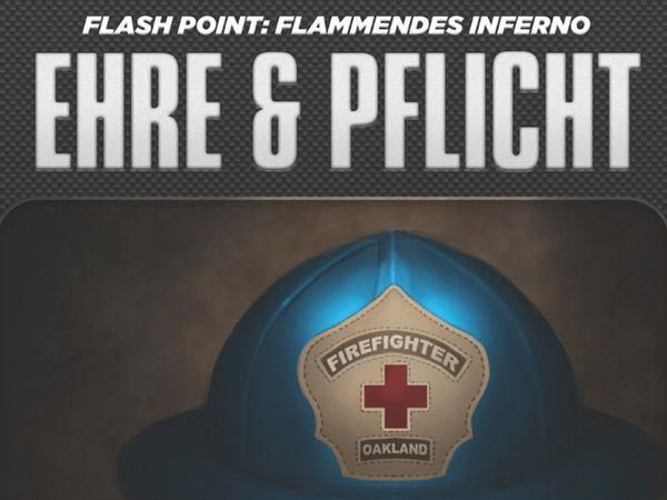 Bild zu Alle Brettspiele-Spiel Flash Point : Ehre und Pflicht