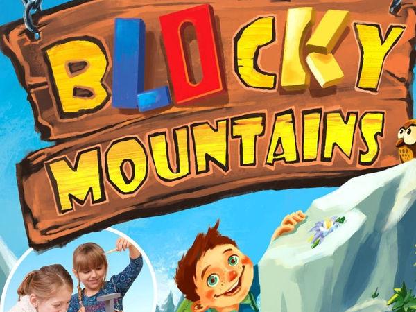 Bild zu Alle Brettspiele-Spiel Blocky Mountains