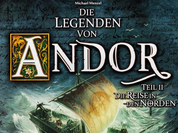 Bild zu Alle Brettspiele-Spiel Die Legenden von Andor: Die Reise in den Norden