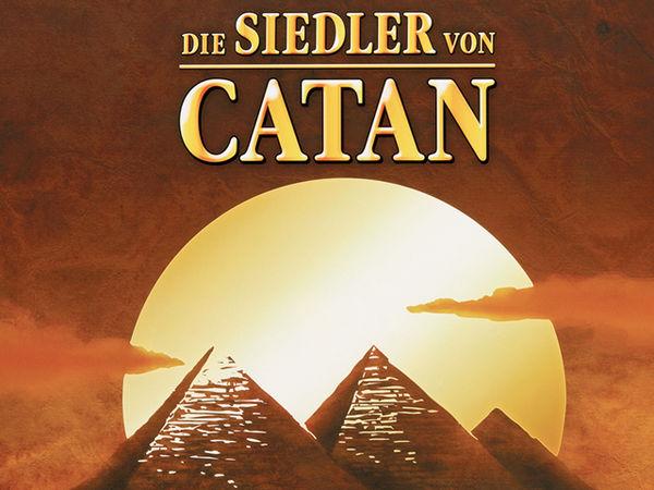 Bild zu Alle Brettspiele-Spiel Die Siedler von Catan: Das alte Ägypten