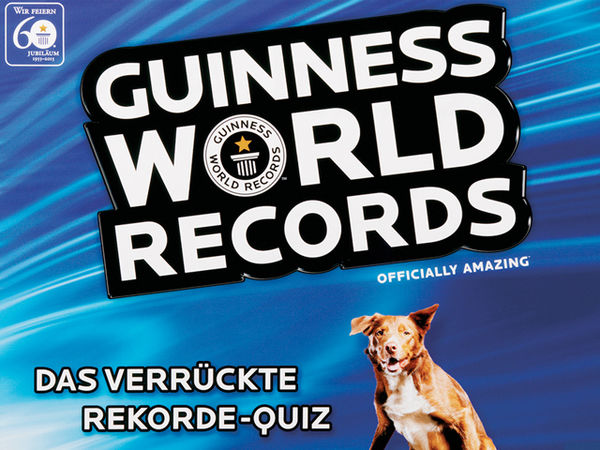 Bild zu Alle Brettspiele-Spiel Guinness World Records: Das verrückte Rekorde-Quiz