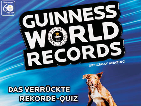 Guinness World Records: Das verrückte Rekorde-Quiz