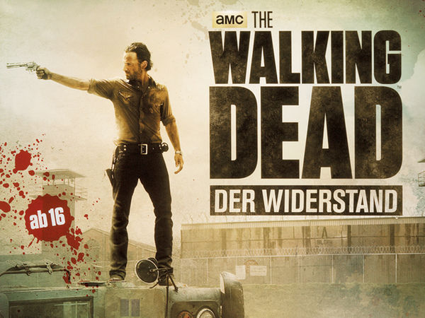 Bild zu Alle Brettspiele-Spiel The Walking Dead: Der Widerstand