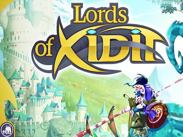 Bild zu Alle Brettspiele-Spiel Lords of Xidit