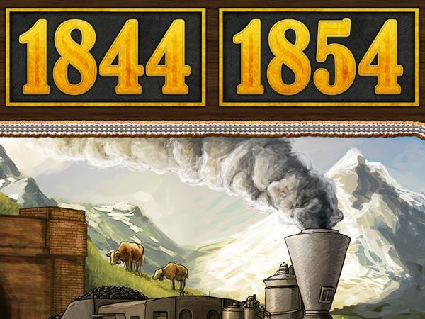 Bild zu Alle Brettspiele-Spiel 1844/54