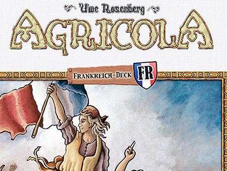 Agricola: Das Frankreich-Deck