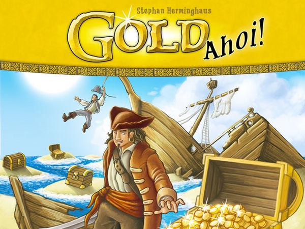 Bild zu Alle Brettspiele-Spiel Gold Ahoi!