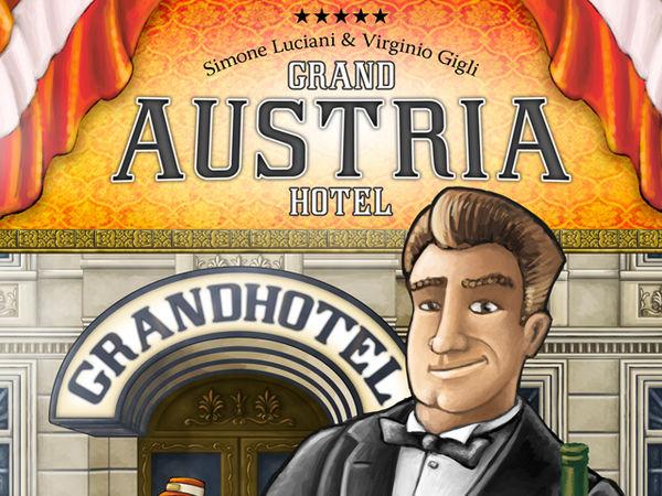 Bild zu Alle Brettspiele-Spiel Grand Austria Hotel