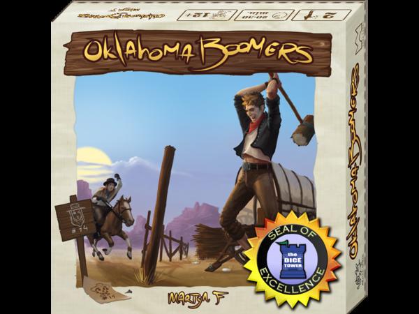 Bild zu Alle Brettspiele-Spiel Oklahoma Boomers