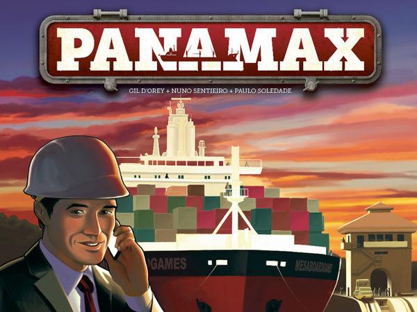 Bild zu Alle Brettspiele-Spiel Panamax