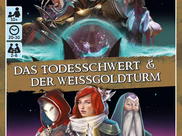 Bild zu Alle Brettspiele-Spiel Lost Legacy: Todesschwert & Weißgoldturm