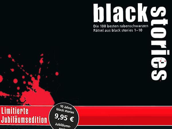 Bild zu Alle Brettspiele-Spiel Black Stories: Best of 1-10