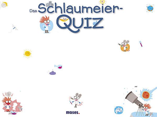 Bild zu Alle Brettspiele-Spiel Das Schlaumeier-Quiz