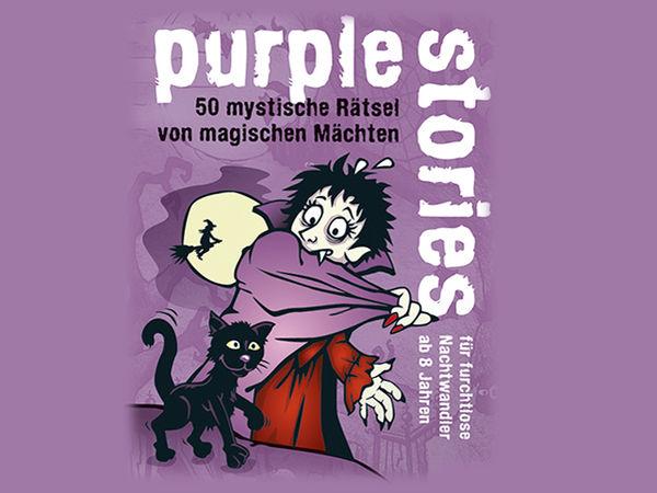 Bild zu Alle Brettspiele-Spiel Purple stories